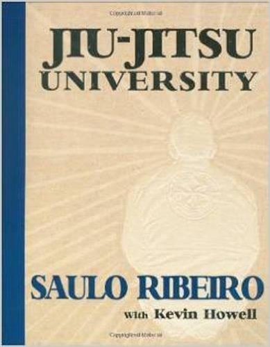 Jiu-Jitsu University Book Cover
