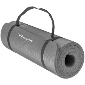 Reehut Extra Thick High Density All Purpose Yoga Mat